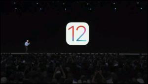 iOS 12 update iPhone