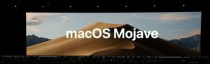 macOS Mojave 2018