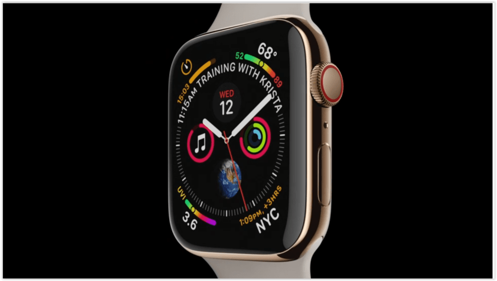 Noul Apple Watch