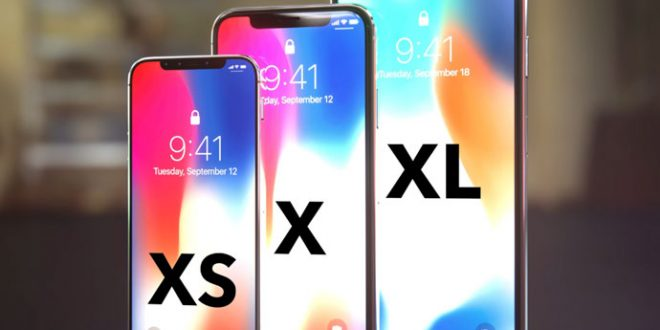 apple iphone XS SL XR