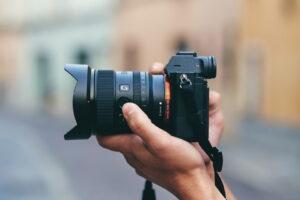 Sony obiectiv FE 20mm F1.8 G (SEL20F18G)