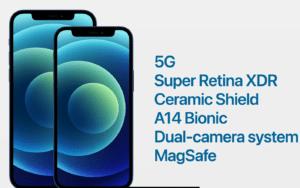 ecran iphone 12 caracteristici
