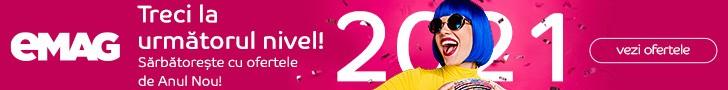 Reduceri eMAG Anul Nou 2021